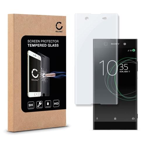 protection d 39 cran en verre pour sony xperia xa1 ultra g3221 tempered glass qualit hd 3d. Black Bedroom Furniture Sets. Home Design Ideas