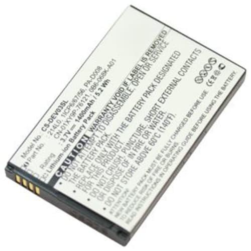 Batterie pour Dell Venue Pro - 214L0 (1400mAh) Batterie de remplacement