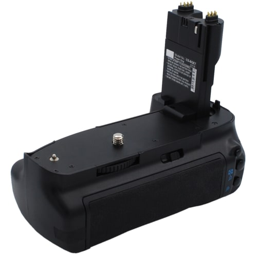 subtel® BG-E7 Battery Grip voor Canon EOS 7D Multifunctionele hendel, batterij greep