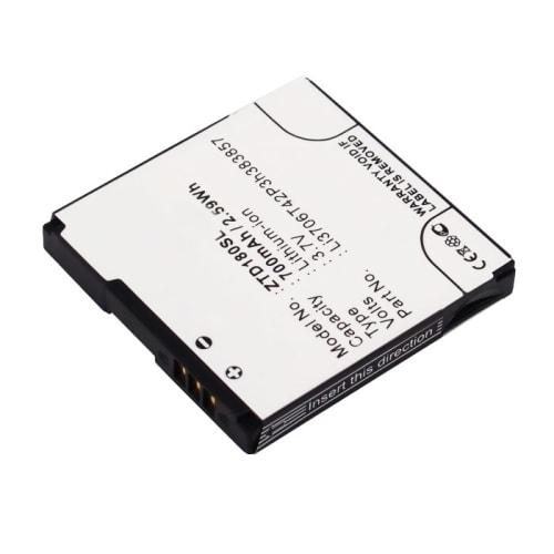 Battery for Vodafone 246 ZTE A34 A39 C300 C332 C339 C350 V66 - Li3706T42P3h383857 (700mAh) , Replacement battery