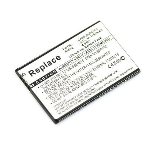 Batterie pour Alcatel V860 / Vodafone Smart II (1100mAh) CAB6050000C1
