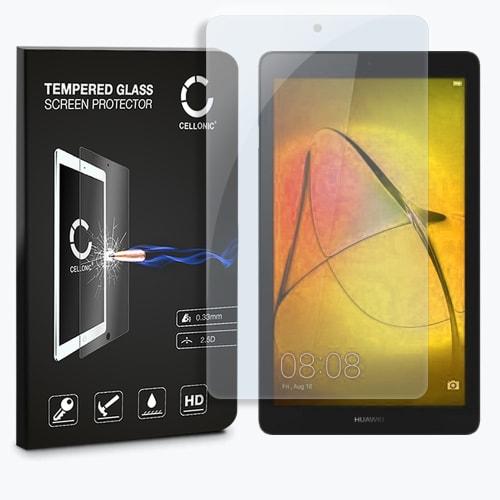 Displaybeschermglas voor Huawei MediaPad T3 7.0 (2.5D)