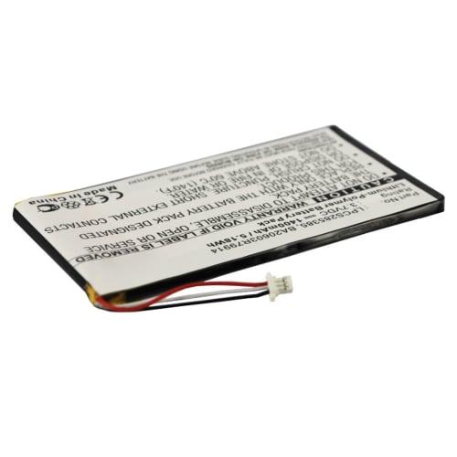 Battery for Creative Zen Vision M 30GB Zen Vision M 60GB - BA20603R79914 DVP-HD0003 (1400mAh) Replacement battery