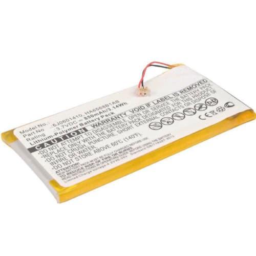 Akku für Samsung SEC-YP5Z YP-Z5 YP-Z5A YP-Z5AB YP-Z5AS YP-Z5F YP-Z5FZW/XSH YP-Z5QB YP-Z5QS - 6J0601410 HA6568B1AB (850mAh) Ersatzakku
