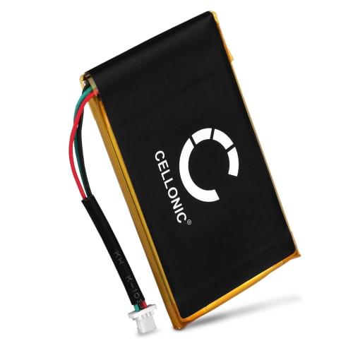Batterie pour Garmin nüvi 200 nüvi 250 nüvi 260 nüvi 270 (1250mAh) 010-00621-10, 361-00019-11