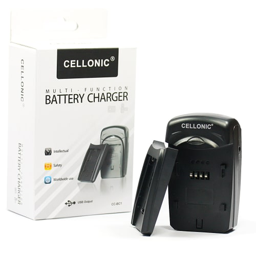 Chargeur LI-30C pour Olympus LI-30B (Olympus µ-mini DIGITAL / µ-mini DIGITAL S)