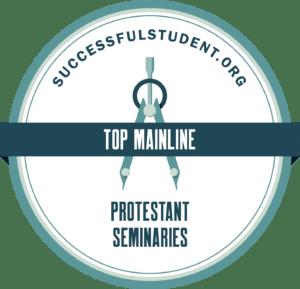 Top 10 Mainline Protestant Seminaries's Badge