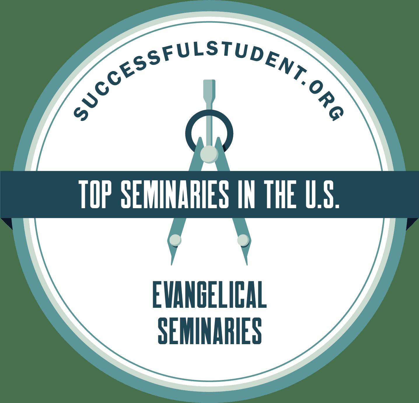Top 10 Evangelical Seminaries in the US.'s Badge