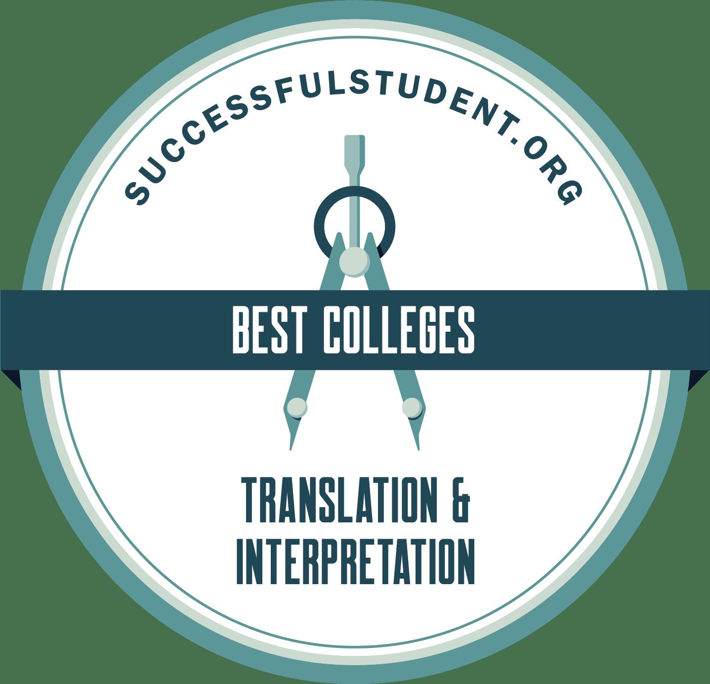13 Best Translation and Interpretation Colleges's Badge