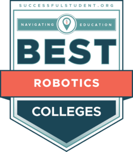 The Best Robotics Colleges 2021's Badge