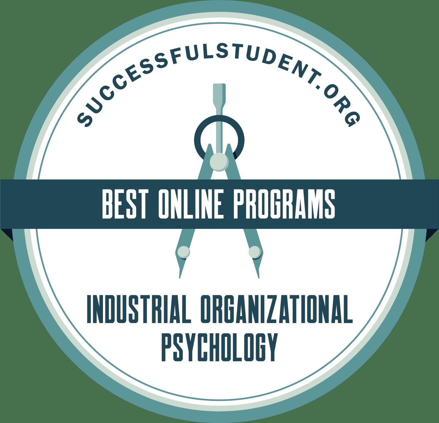 31 Best Online Industrial Organizational Psychology Colleges's Badge