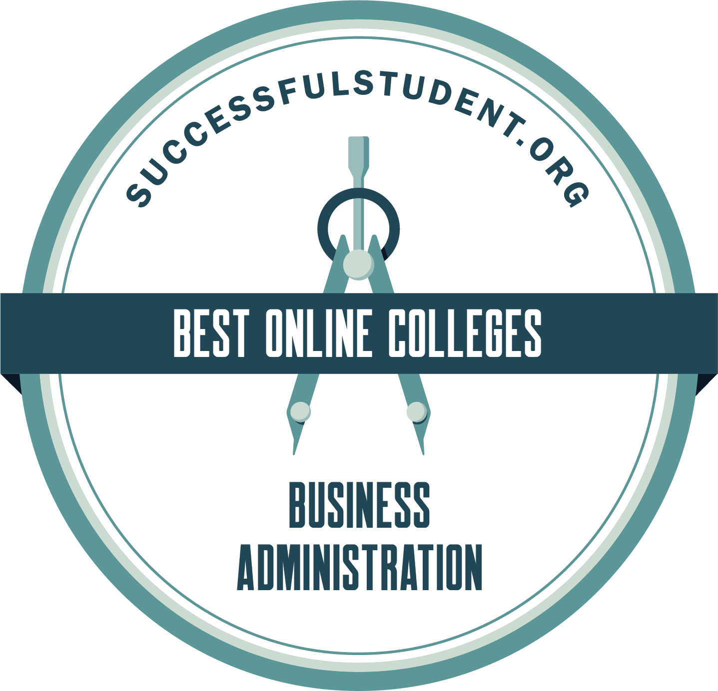 36 Best Online Business Administration Colleges's Badge