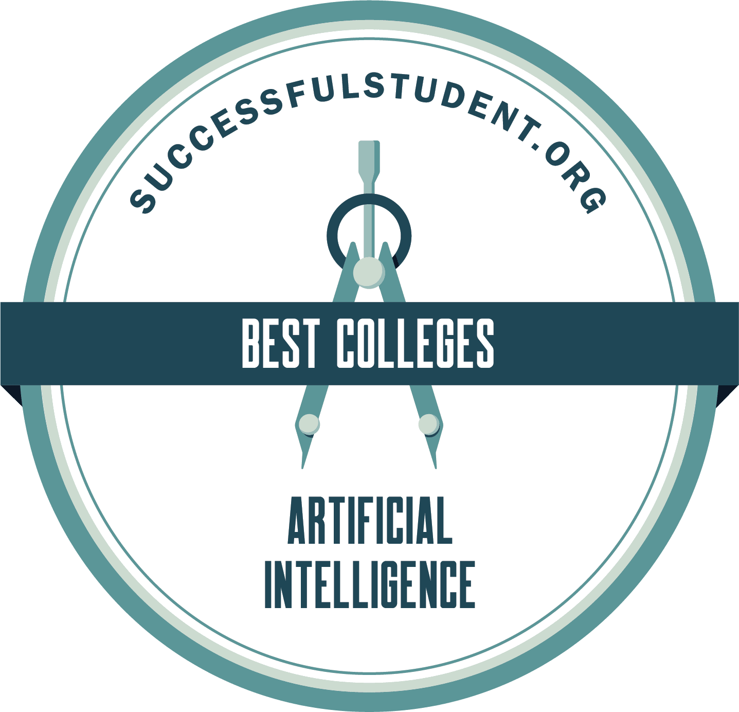 The Best Artificial Intelligence Colleges | AI Bachelor's and Master's Degrees's Badge