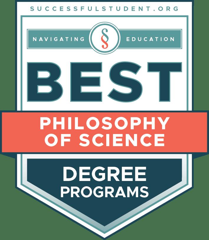 The Best Philosophy of Science Degree Programs's Badge
