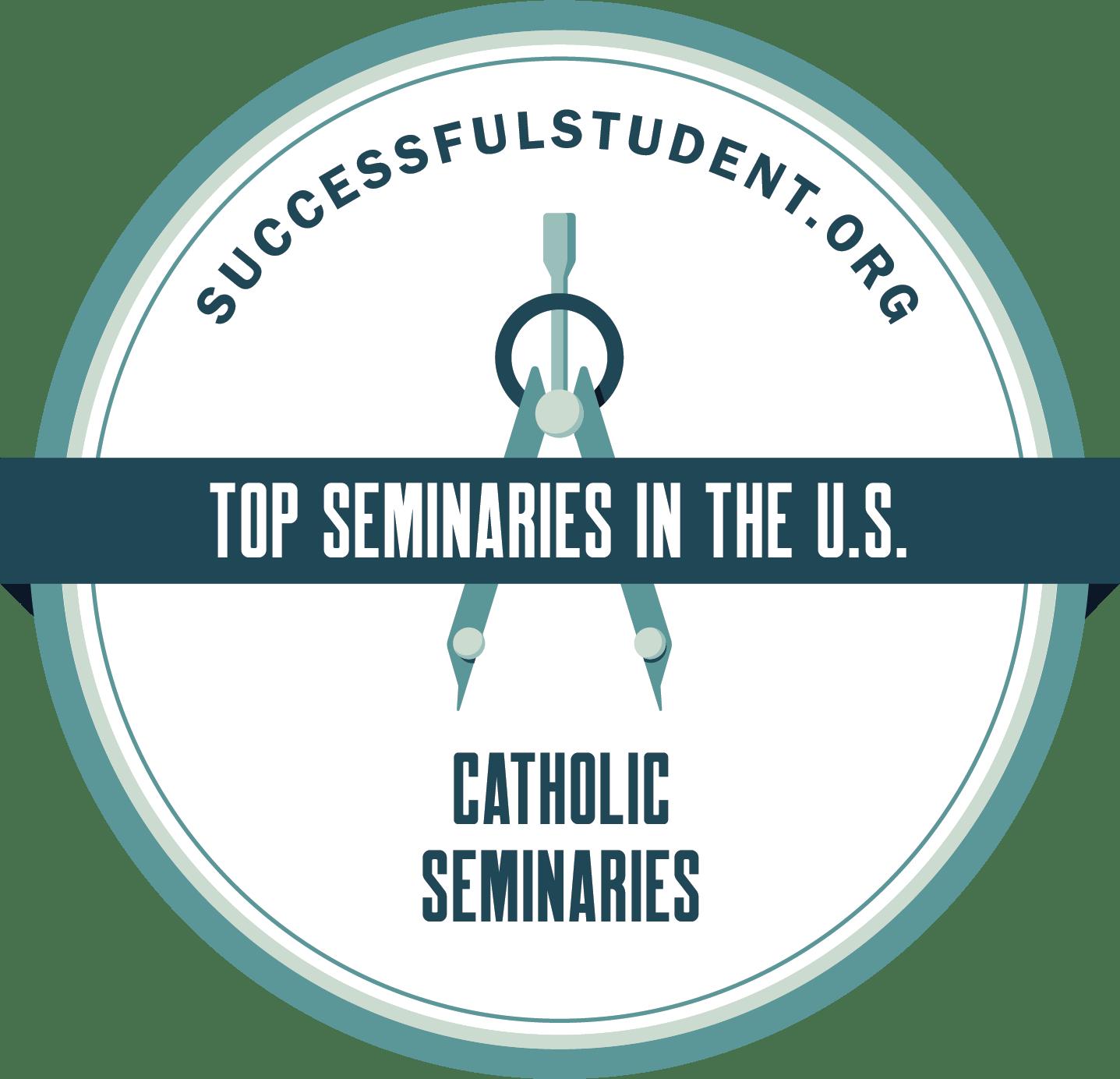 Top 10 Catholic and Eastern Orthodox Seminaries's Badge