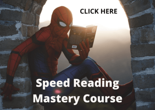 Speed Reading Mastery Course