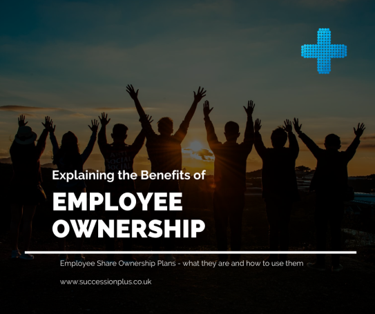 Benefits of Employee Ownership explained