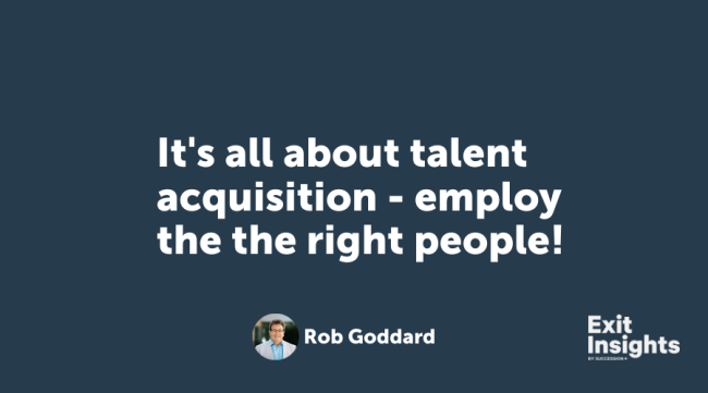 Rob Goddard Quote