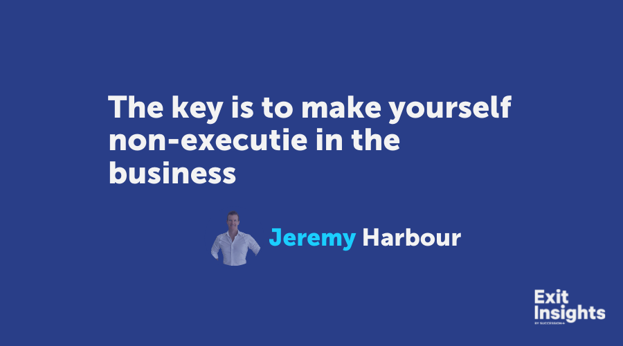 Jeremy Harbour Quote 30-03