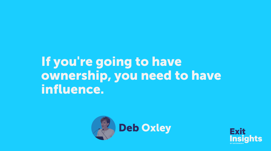 Deb Oxley Quote