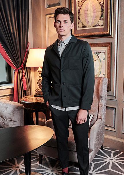 Formal Streetwear