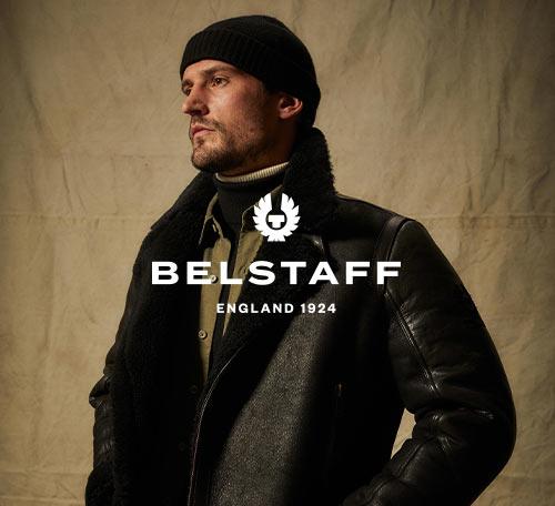 BELSTAFF: Neue Kollektion