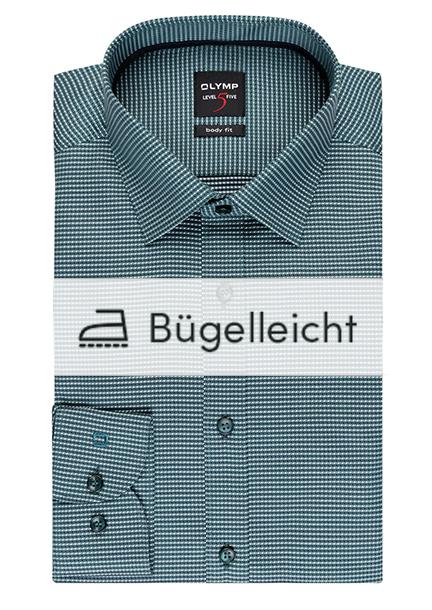 Hemden: Bügelleicht