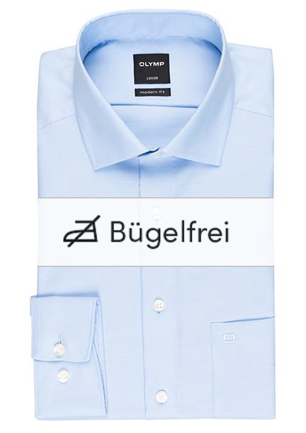 Hemden: Bügelfrei
