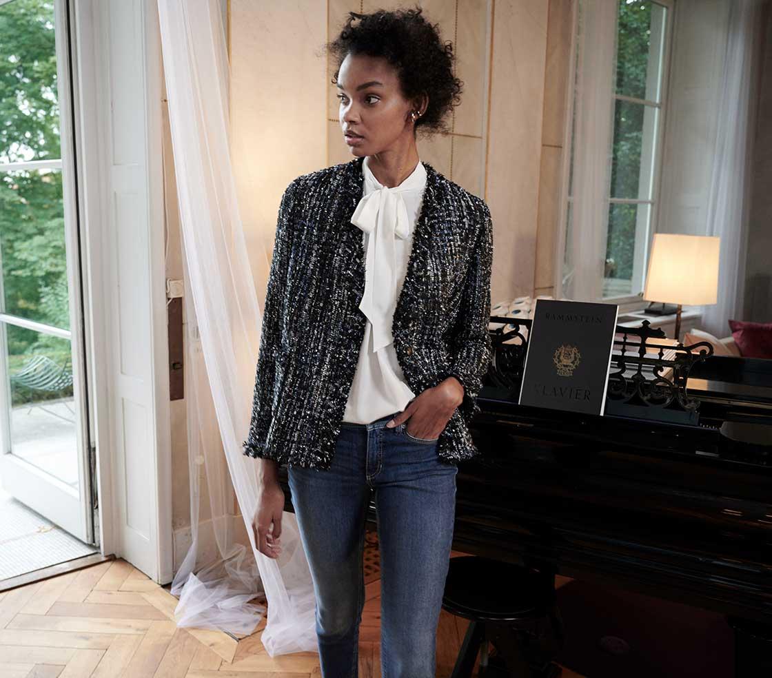 Sweet Tweed: Unsere femininen Looks