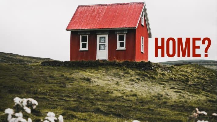 Rumah Dan Sebuah Kata 'Pulang'