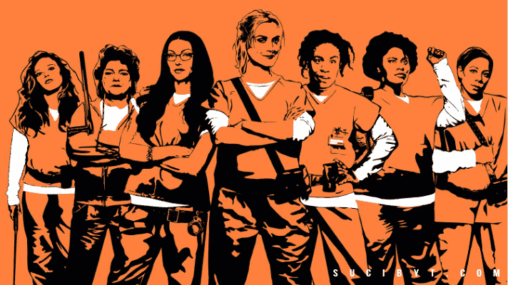 OITNB (2013); Sekolah Humanity Dari Warga Litchfield Correctional Facility
