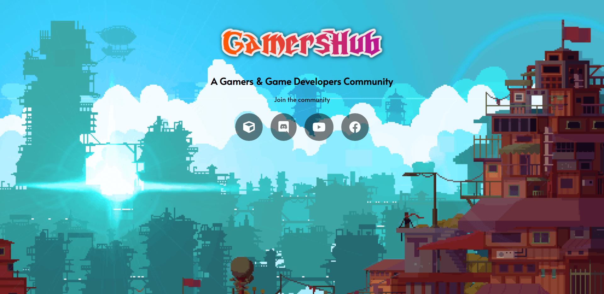 Gamers Hub