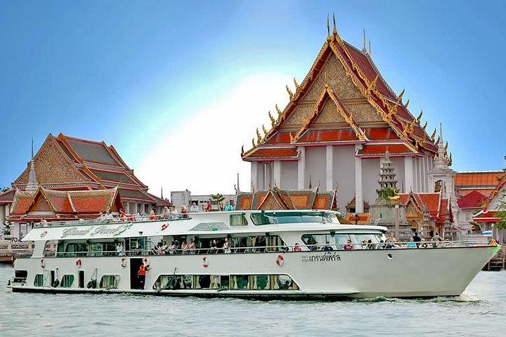 Ayutthaya by Cruise