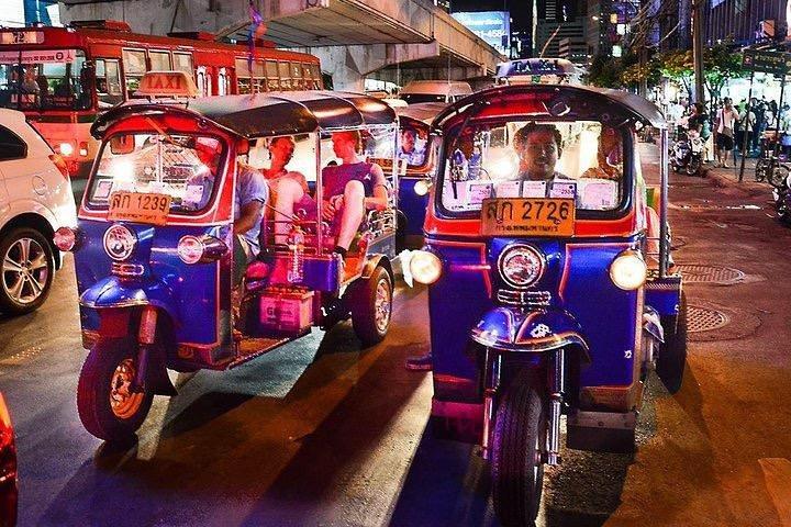 Bangkok By Night From TUK-TUK (Minimum 2 pax)