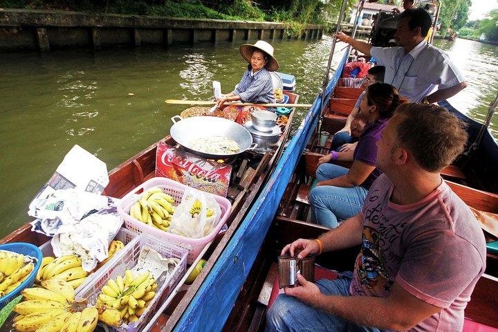Bangkok Canal Tour (Minimum 2 pax)