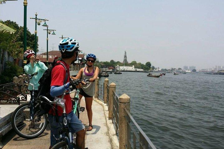 Bangkok Canals & Bike