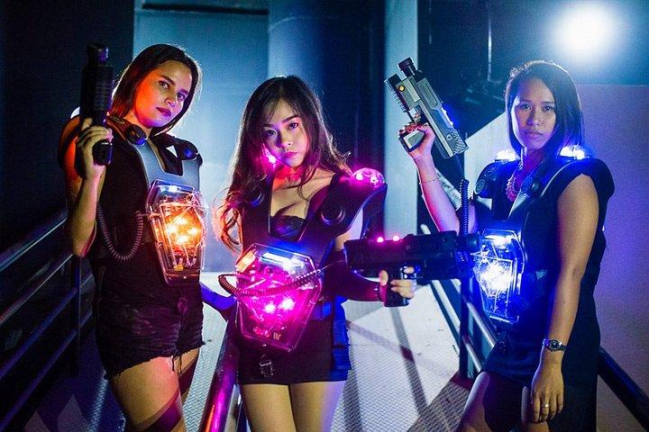 Bangkok Laser Game (1 game 15 mins)Ticket only