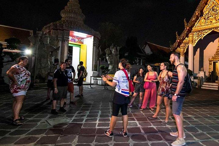 Bangkok Night Bike