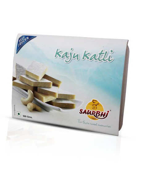 SAURABHI KAJU KATLI (400 GRAM)