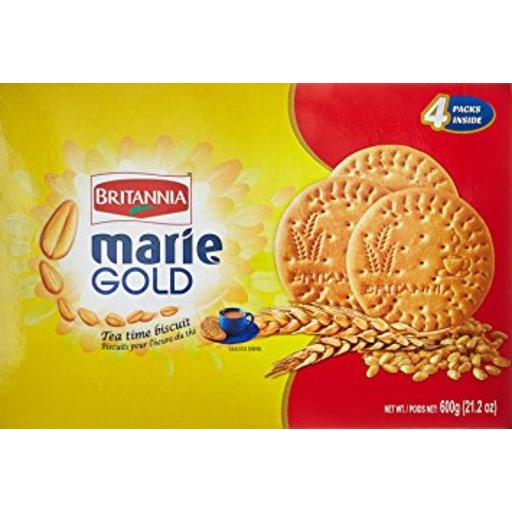 BRITANNIA MARIE GOLD (600 GRAM)