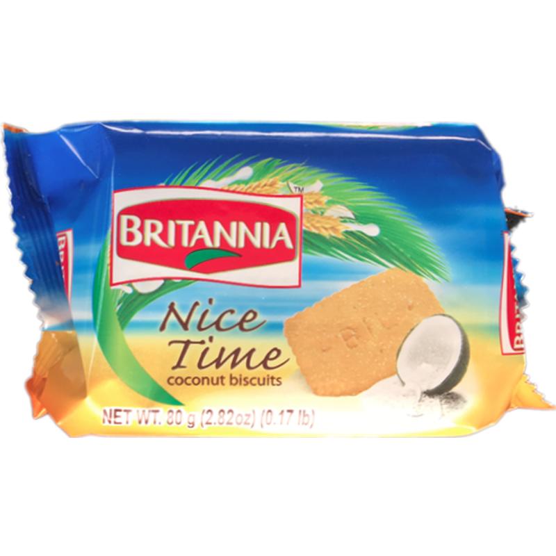 BRITANNIA NICE TIME (80 GRAM)