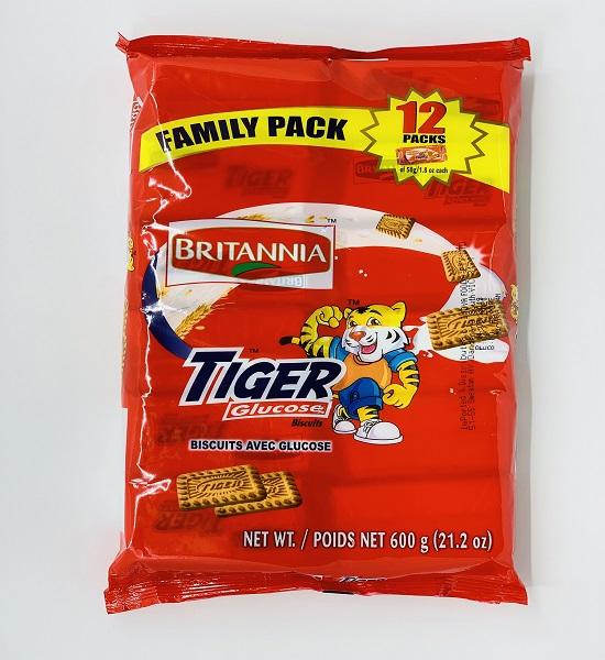 BRITANNIA TIGER BISCUITS (600 GRAM)