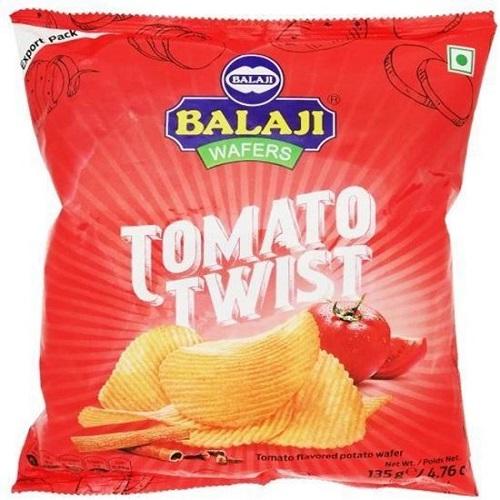 BALAJI TOMATO TWIST WAFERS (150 GRAM)