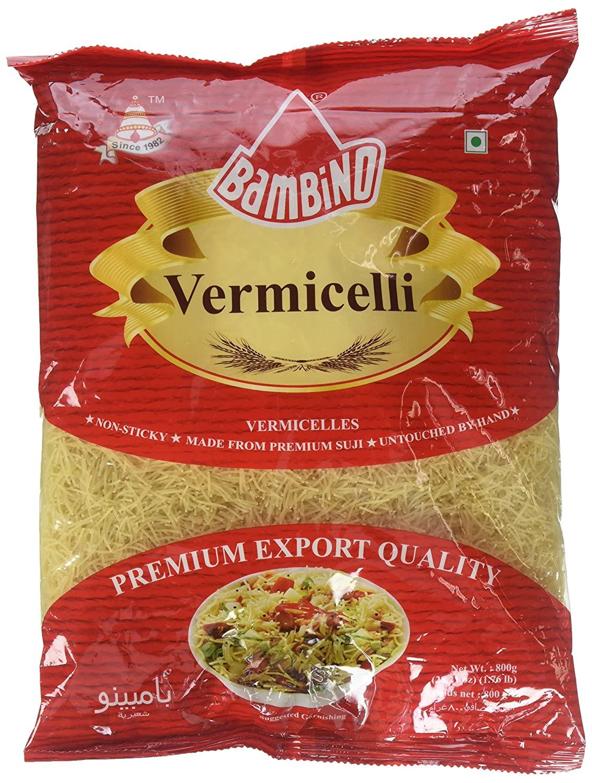 BAMBINO ROASTED VERMICELLI (800 GRAM)