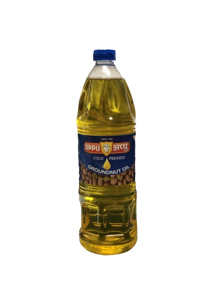 APPU GROUNDNUT OIL 1L