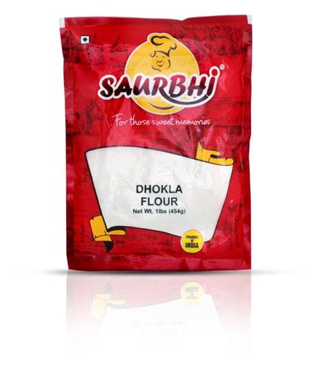 SAURBHI DHOKLA FLOUR (454 GRAM)