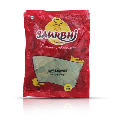 SAURBHI BAY LEAVES (100 GRAM)