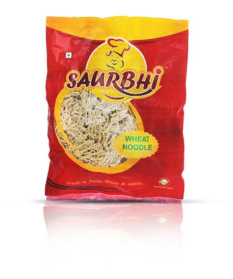SAURBHI WHEAT NOODLES (500 GRAM)