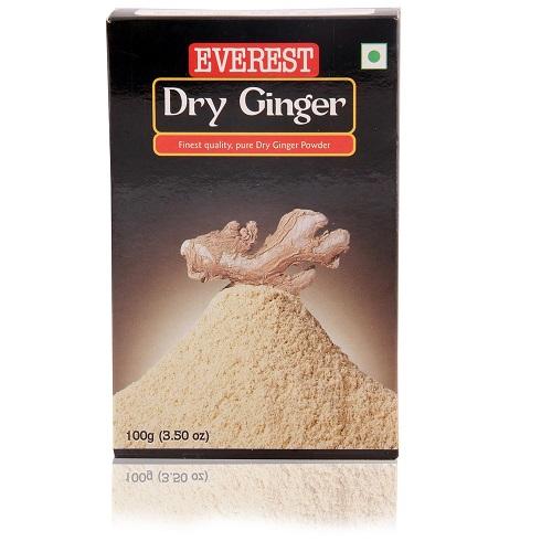 EVEREST DRY GINGER (100 GRAM)