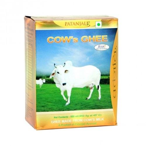 PATANJALI COW GHEE (500 ML)